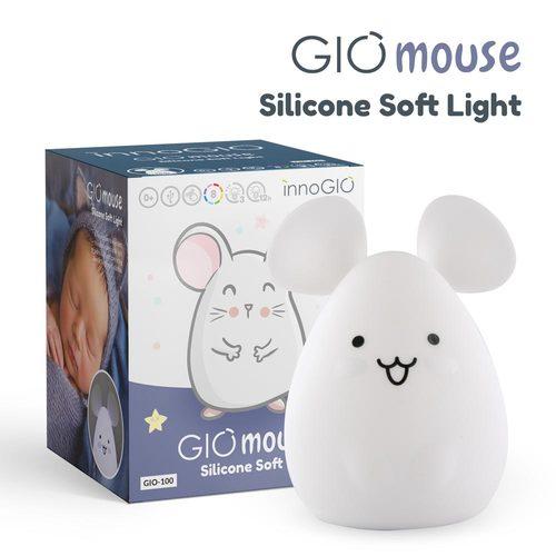 InnoGIO Silikonowa Lampka nocna GIOmouse GIO-100 (2)