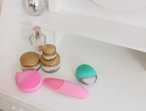 InnoGIO Wielofunkcyjne urządzenie do masażu twarzy i pielęgnacji skóry GIOperfect Shine GIO-705  (5)