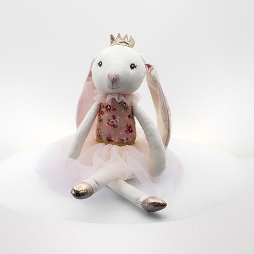 InnoGIO Maskotka GIOplush GIOballerina Rabbit GIO-824 (2)