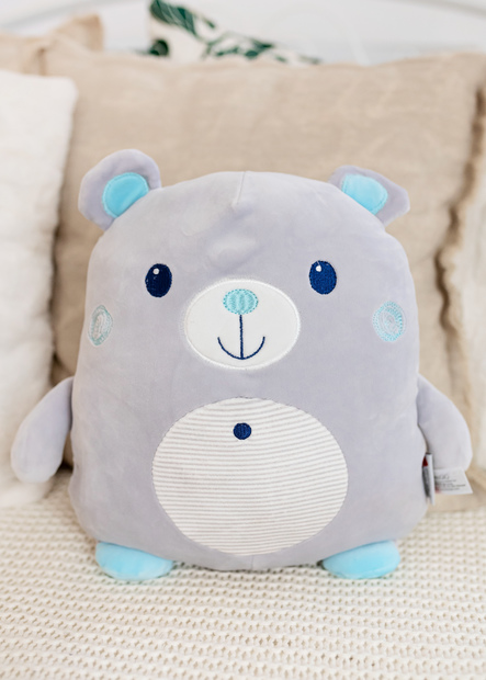 InnoGIO Maskotka GIOplush Bear Gray GIO-821 (7)