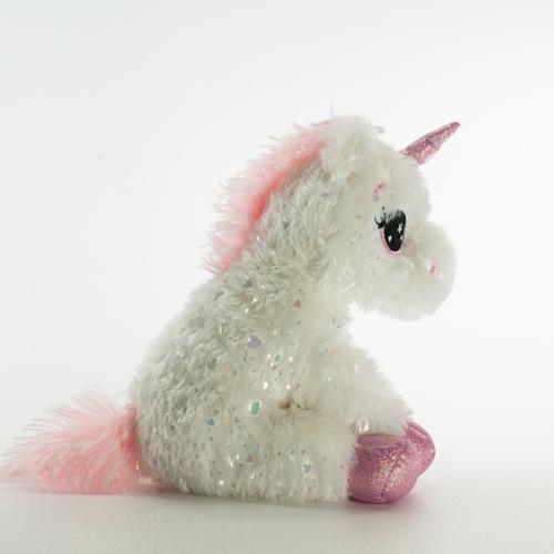 InnoGIO Maskotka GIOplush Unicorn Blanc GIO-816BLANC 35cm (3)