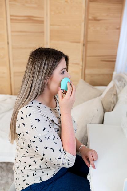 InnoGIO Wielofunkcyjne urządzenie do masażu twarzy i pielęgnacji skóry GIOperfect Fresh GIO-700 (6)