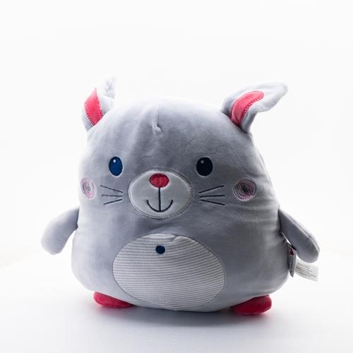 InnoGIO Maskotka GIOplush Rabbit Gray GIO-822 (4)
