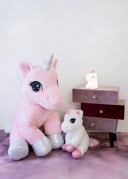 InnoGIO Maskotka GIOplush Unicorn Blanc GIO-818BLANC 60cm (8)