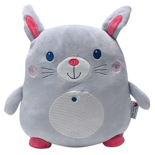 InnoGIO Maskotka GIOplush Rabbit Gray GIO-822 (1)